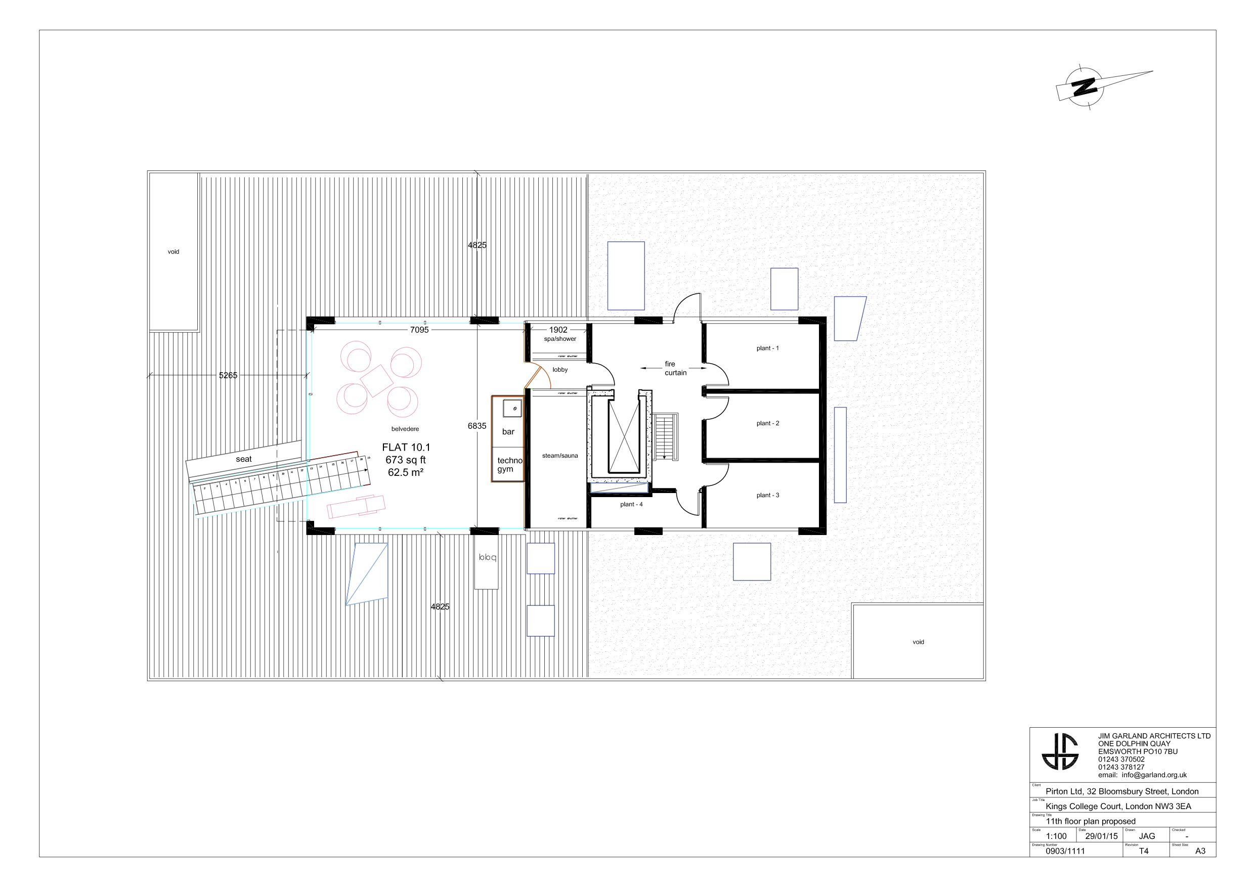 Floor plans kings college court for 11 brunel court floor plans